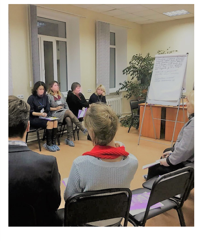 Бахмутська діалогова ініціативна група (ДіГ)